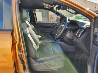 2019 Ford Ranger PX MkIII 2020.25MY Wildtrak Orange 10 Speed Sports Automatic Double Cab Pick Up