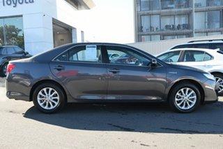 2014 Toyota Camry AVV50R Hybrid H Grey 1 Speed Constant Variable Sedan Hybrid.