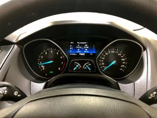 2016 Ford Focus LZ Trend White 6 Speed Automatic Sedan