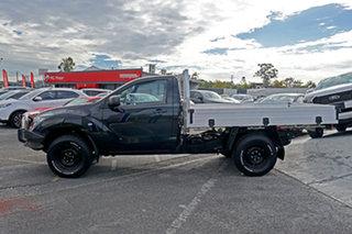 2016 Mazda BT-50 UR0YF1 XT Black 6 Speed Manual Cab Chassis