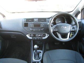 2013 Kia Rio UB MY13 S Grey 4 Speed Automatic Hatchback