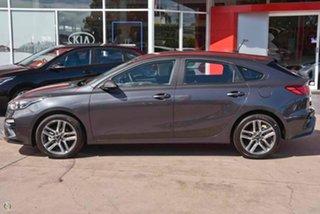 2021 Kia Cerato BD MY21 Sport+ Grey 6 Speed Sports Automatic Hatchback