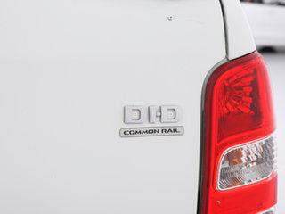 2015 Mitsubishi Triton MQ MY16 Exceed (4x4) White 5 Speed Automatic Dual Cab Utility