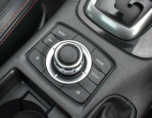 2014 Mazda 6 GJ1031 GT SKYACTIV-Drive White 6 Speed Sports Automatic Sedan