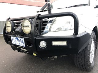 2011 Toyota Hilux KUN26R MY12 SR5 Double Cab Sterling Silver 4 Speed Automatic Utility