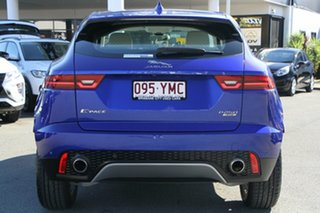 2018 Jaguar E-PACE X540 18MY Standard SE Caesium Blue 9 Speed Sports Automatic Wagon