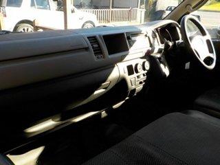 2007 Toyota HiAce KDH221R Super LWB White 4 Speed Automatic Van