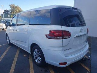 2018 LDV G10 SV7A White 6 Speed Sports Automatic Wagon