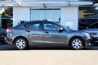 2010 Mazda 3 BL10F1 Neo Grey 6 Speed Manual Sedan.