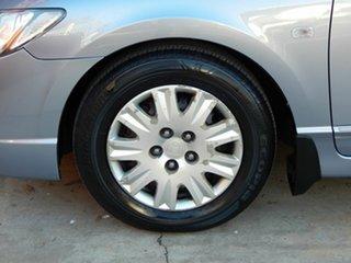 2008 Honda Civic 8th Gen MY08 VTi Silver 5 Speed Automatic Sedan.