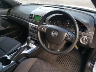 2009 Holden Commodore VE MY10 Omega White 6 Speed Sports Automatic Sedan