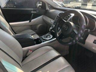 2007 Mazda CX-7 Black Automatic Wagon.
