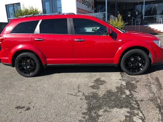 2015 Dodge Journey JC MY15 R/T Red 6 Speed Automatic Wagon.