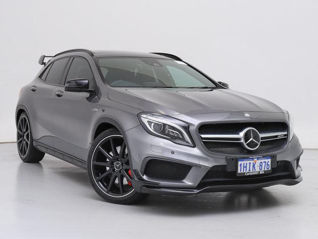 Used Mercedes-AMG GLA 45 AMG 4MATIC X156 MY16 , 2016 Mercedes-AMG GLA 45 AMG 4MATIC X156 MY16 Grey 7 Speed Auto Dual Clutch Wagon