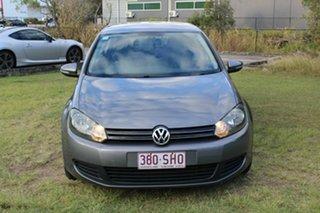 2010 Volkswagen Golf VI MY11 103TDI DSG Comfortline Grey 6 Speed Sports Automatic Dual Clutch.