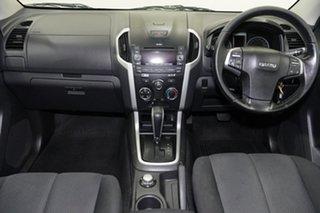 2014 Isuzu D-MAX MY14 LS-U Crew Cab White 5 Speed Sports Automatic Utility