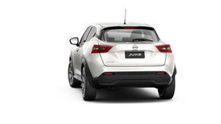 2021 Nissan Juke F16 ST+ DCT 2WD Ivory Pearl 7 Speed Sports Automatic Dual Clutch Hatchback