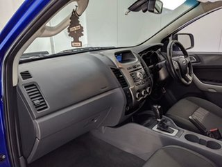 2011 Ford Ranger PX XLT Super Cab Blue 6 Speed Sports Automatic Utility