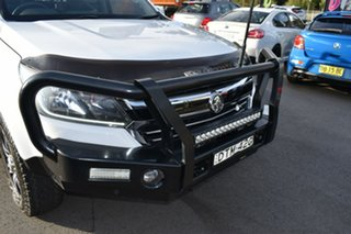 2017 Holden Colorado RG MY17 LS Crew Cab 4x2 White 6 Speed Sports Automatic Cab Chassis