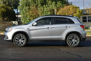 2017 Mitsubishi ASX XC MY18 LS 2WD Silver 1 Speed Constant Variable Wagon