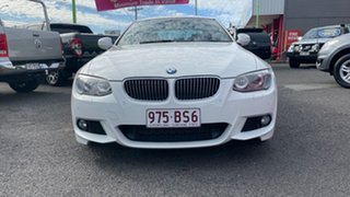 2010 BMW 330d E92 MY10 White 7 Speed Auto Direct Shift Coupe