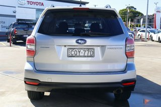 2013 Subaru Forester MY13 2.5I-L Silver Continuous Variable Wagon