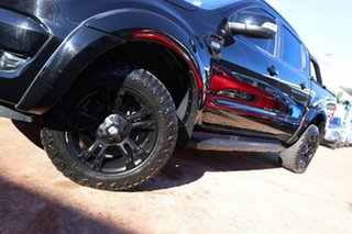 2018 Ford Ranger PX MkII MY18 FX4 Special Edition Black 6 Speed Automatic Double Cab Pick Up.