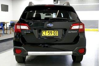 2019 Subaru Outback B6A MY19 2.5i CVT AWD Crystal Black 7 Speed Constant Variable Wagon