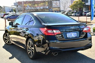 2019 Subaru Liberty B6 MY19 2.5i CVT AWD Premium Crystal Black Silica 6 Speed Constant Variable.