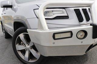 2014 Jeep Grand Cherokee WK MY14 Limited (4x4) Grey 8 Speed Automatic Wagon.