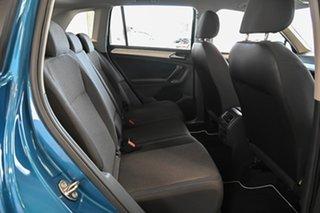 2016 Volkswagen Tiguan 5N MY17 110TSI DSG 2WD Trendline Blue 6 Speed Sports Automatic Dual Clutch