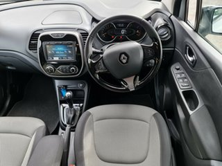 2015 Renault Captur J87 Expression EDC Silver 6 Speed Sports Automatic Dual Clutch Hatchback