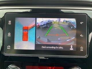 2021 Mitsubishi Triton MR MY21 GSR Double Cab Sunflare Orange & Black Roof 6 Speed Sports Automatic