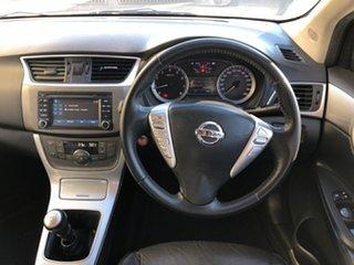 2013 Nissan Pulsar C12 SSS White 6 Speed Manual Hatchback
