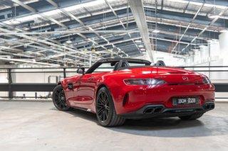 2020 Mercedes-Benz AMG GT R190 800MY C SPEEDSHIFT DCT Jupiter Red 7 Speed.