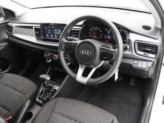 2018 Kia Rio YB MY18 S White 4 Speed Automatic Hatchback
