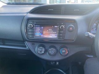 2019 Toyota Yaris NCP130R Ascent Graphite 4 Speed Automatic Hatchback