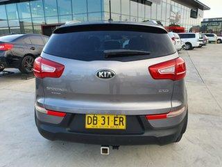2013 Kia Sportage SL MY13 Platinum Silver, Chrome 6 Speed Sports Automatic Wagon