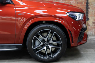 2020 Mercedes-Benz GLE-Class C167 801MY GLE53 AMG SPEEDSHIFT TCT 4MATIC+ Hyacinth Red 9 Speed