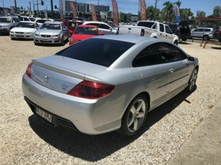 2006 Peugeot 407 HDi Silver 6 Speed Tiptronic Coupe