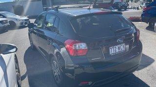 2015 Subaru Impreza G4 MY15 2.0i AWD Premium Crystal Black 6 Speed Manual Hatchback