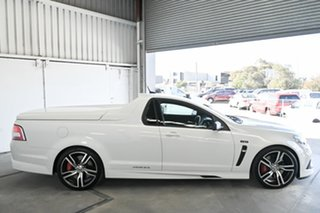 2017 Holden Special Vehicles Maloo Gen-F2 MY17 R8 LSA White 6 Speed Sports Automatic Utility