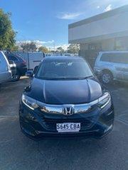 2019 Honda HR-V MY19 VTi Black 1 Speed Constant Variable Hatchback.
