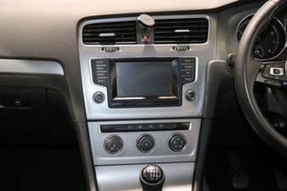 2015 Volkswagen Golf AU MY15 90 TSI Grey 6 Speed Manual Hatchback