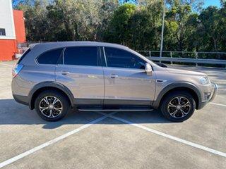 2013 Holden Captiva CG MY13 7 SX (FWD) Grey 6 Speed Automatic Wagon.