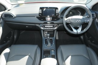2021 Hyundai i30 PD.V4 MY21 Active Fiery Red 6 Speed Automatic Hatchback