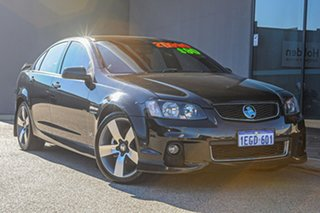 2013 Holden Commodore VE II MY12.5 SV6 Black/Grey 6 Speed Sports Automatic Sedan.