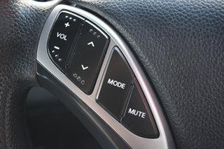 2013 Hyundai i30 GD2 Active Sleek Silver 6 Speed Sports Automatic Hatchback.