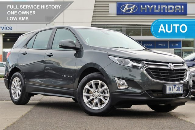Used Holden Equinox EQ MY18 LS+ FWD South Melbourne, 2019 Holden Equinox EQ MY18 LS+ FWD Grey 6 Speed Sports Automatic Wagon