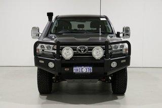 2015 Toyota Landcruiser VDJ200R MY16 GXL (4x4) Graphite 6 Speed Automatic Wagon.